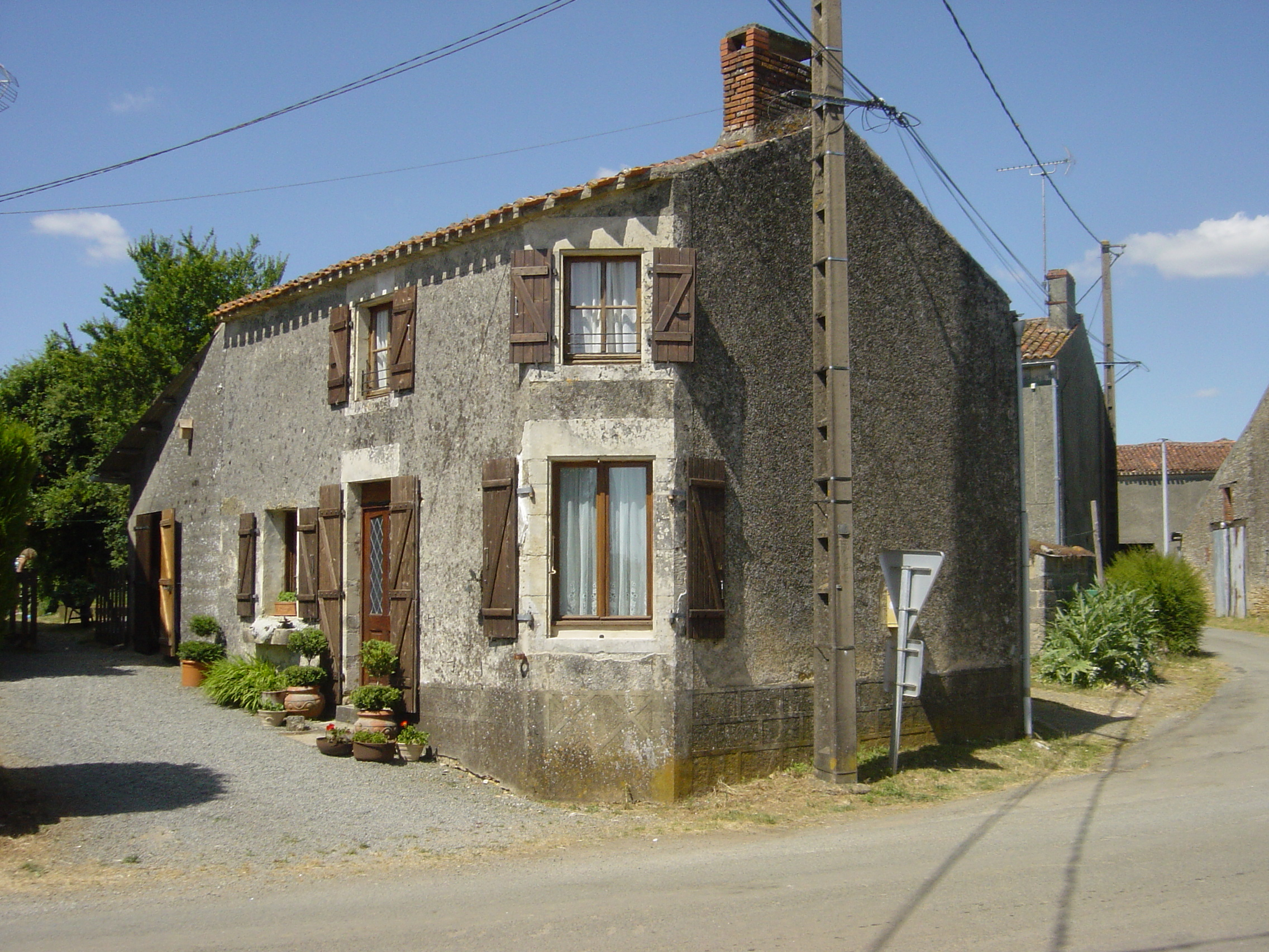 External view of Gite